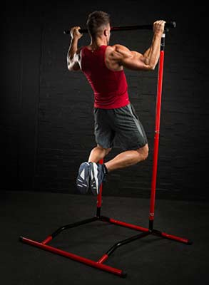 Beginners strength exercises - pullups