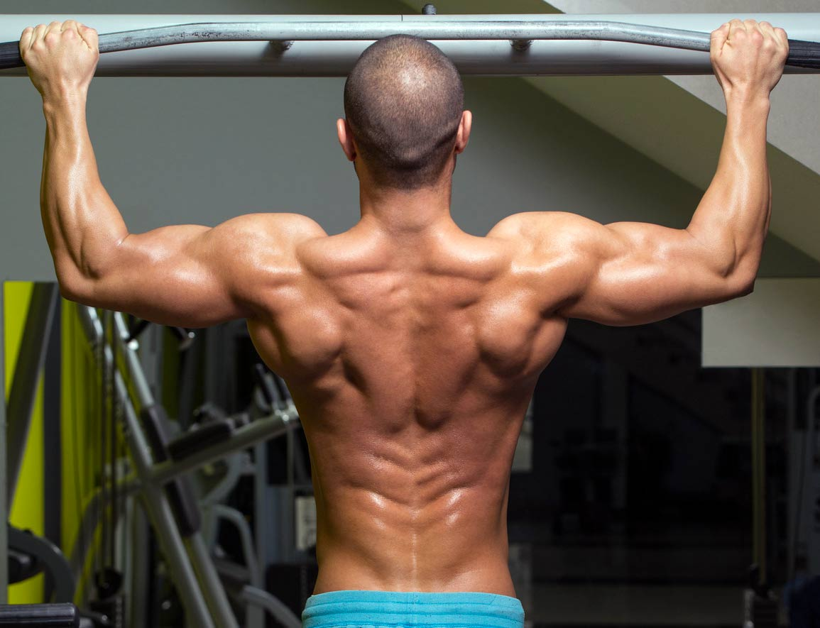 Beginner to 10 Chin Ups