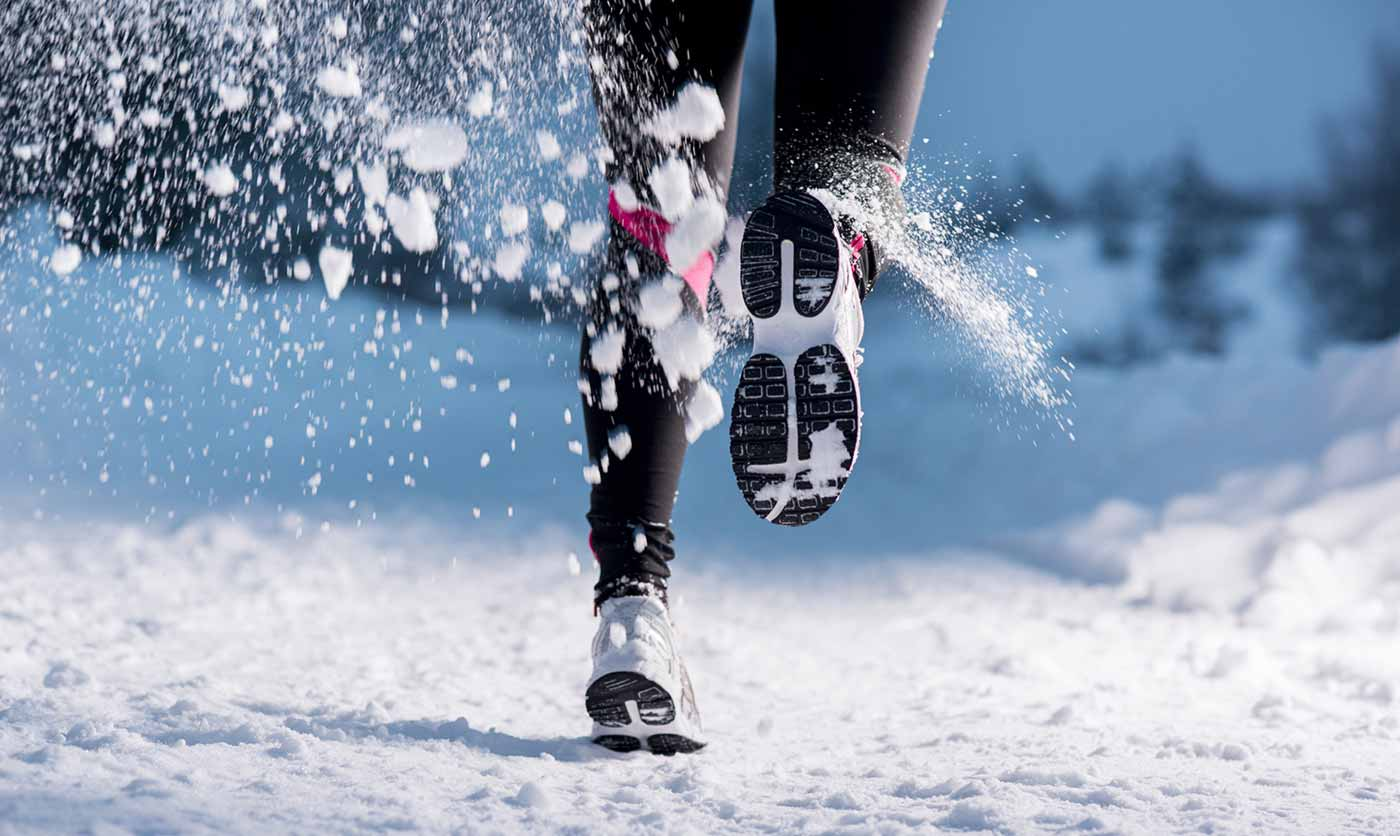 Maintain Cardio Training In Winter