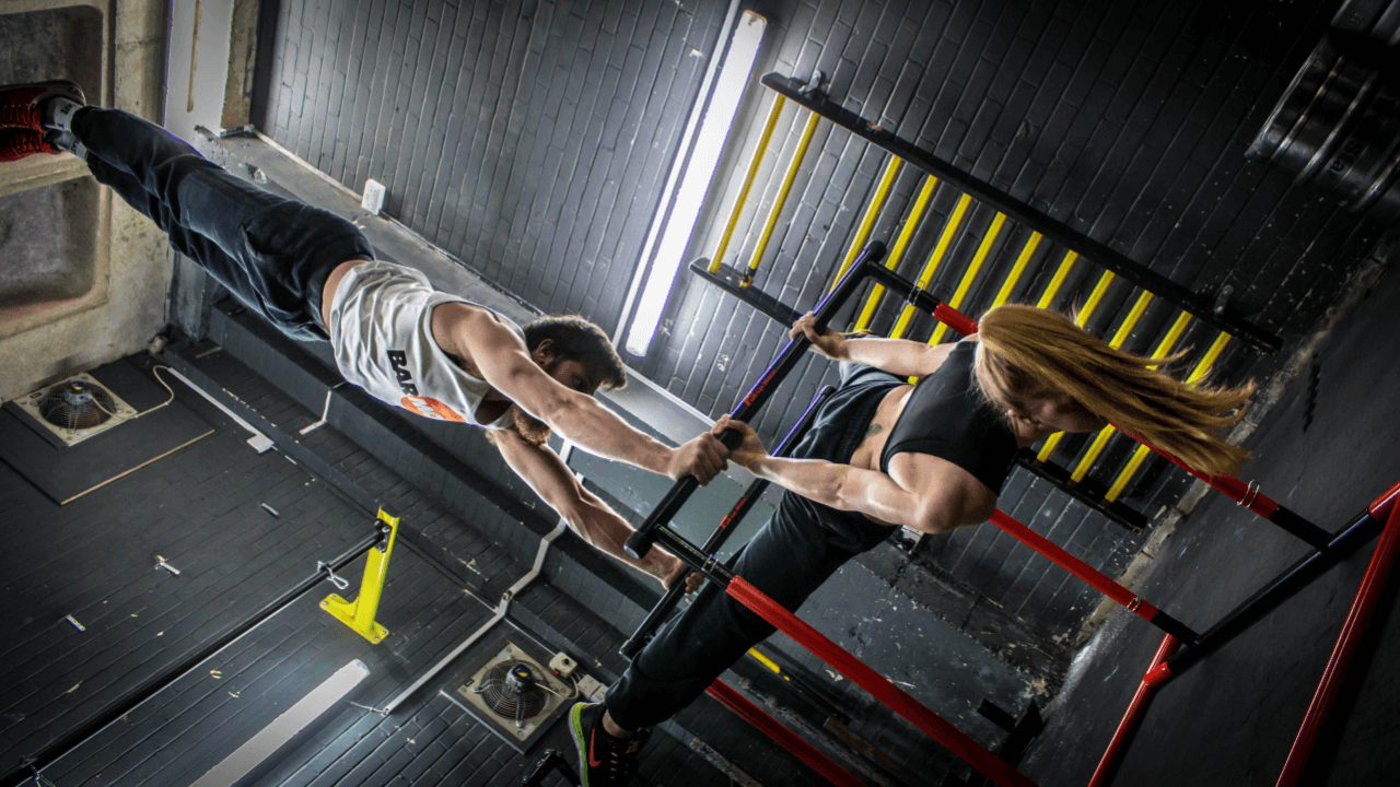 The Definitive Parallel Bar Workout