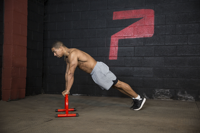 Using Pull Up Mate for the Best Home Tricep Workouts