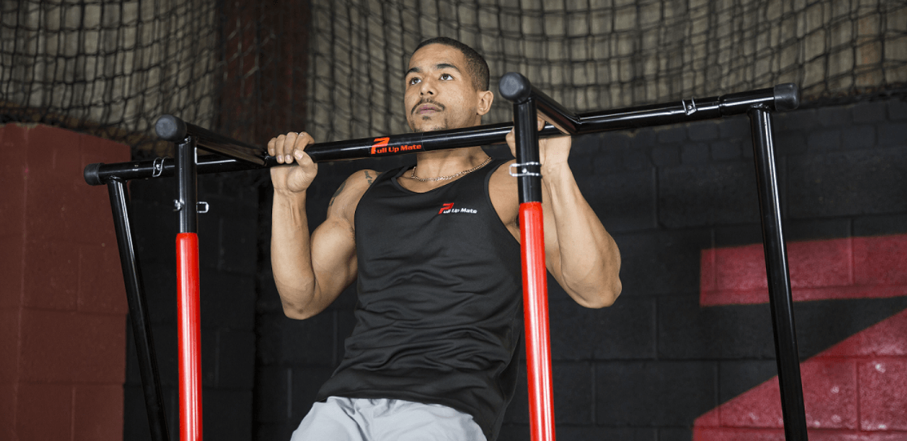 Calisthenics and Bodyweight Training over 30 - Pull Up Mate